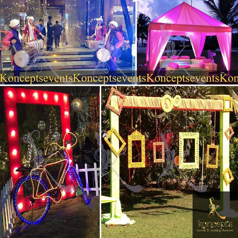 Koncepts Events And Wedding Planners