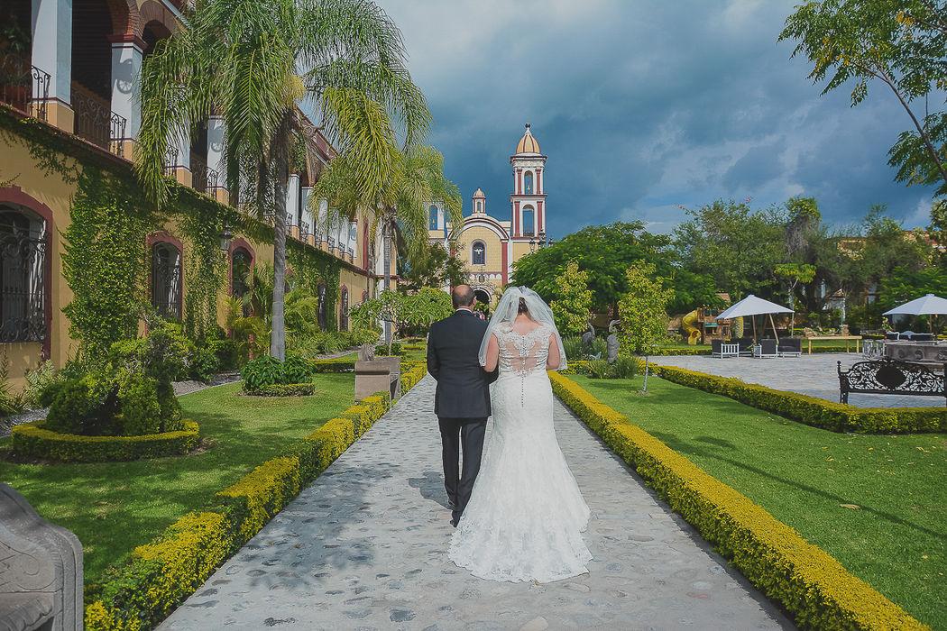 wedding day - camino