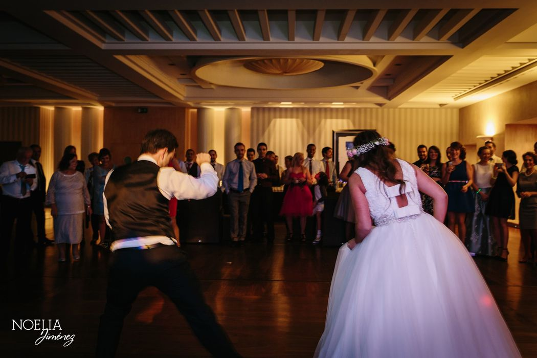 ¡Que empiece el baile!