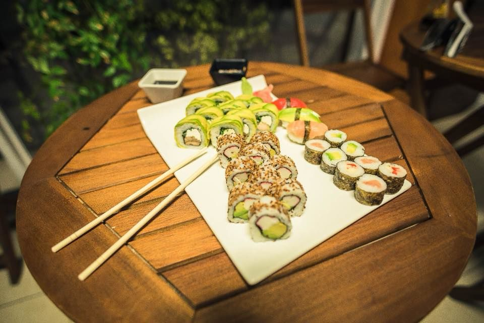 Sushi Kombi