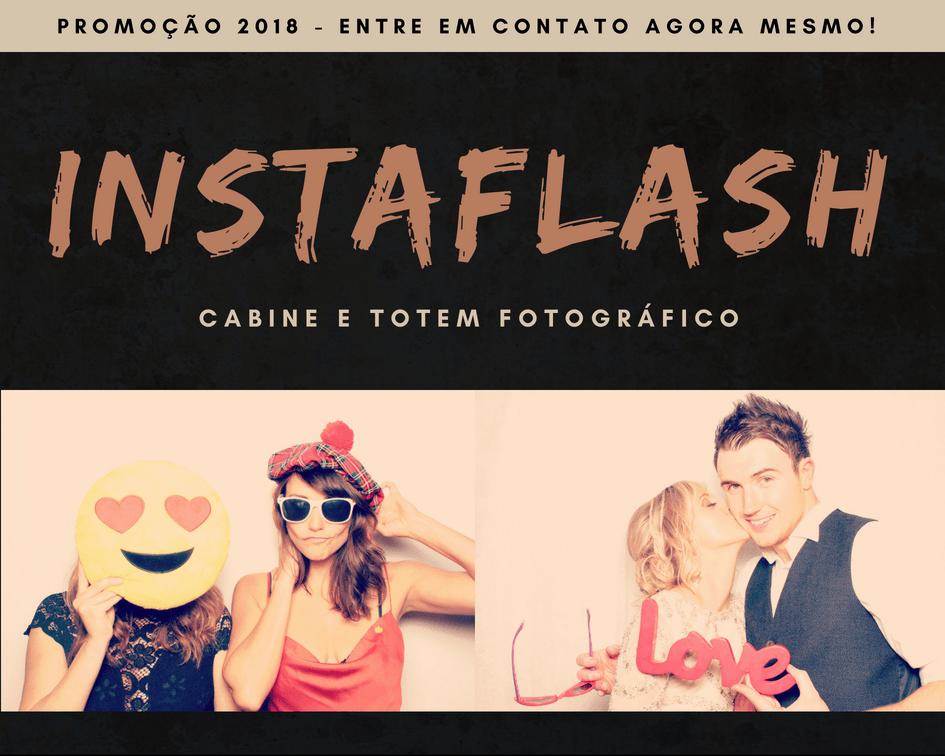 Instaflash - Cabines e Totens Fotográficos