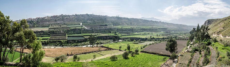 Vista al Valle de Chilina