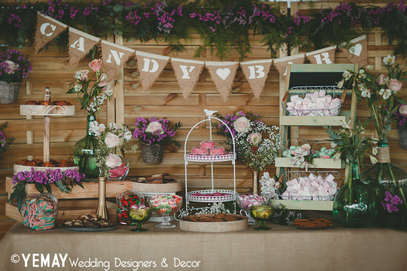 Yemay Weddings & Flowers