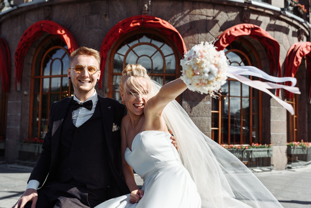 Свадебный фотограф Сергей Баланян