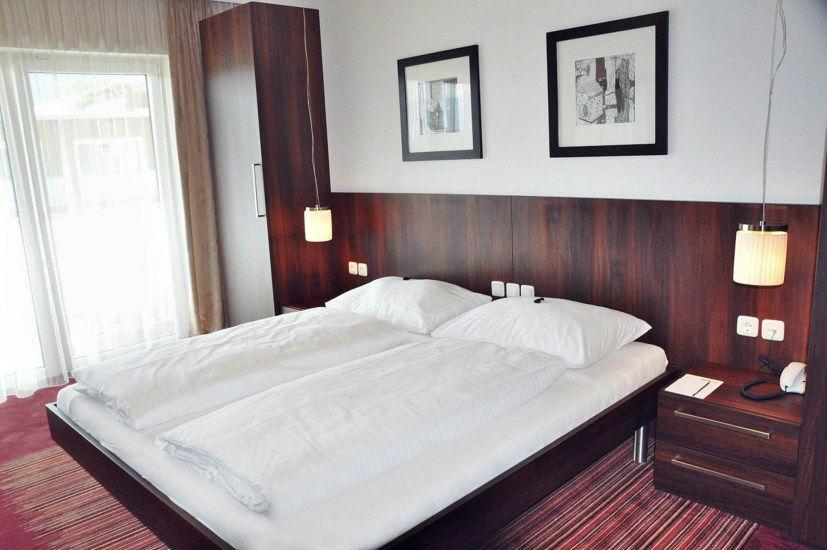 Beispiel: Hotelzimmer, Foto: Hotel eduCare.