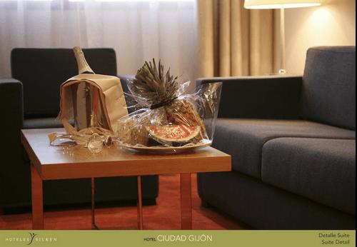 Hotel Silken Ciudad Gijón
