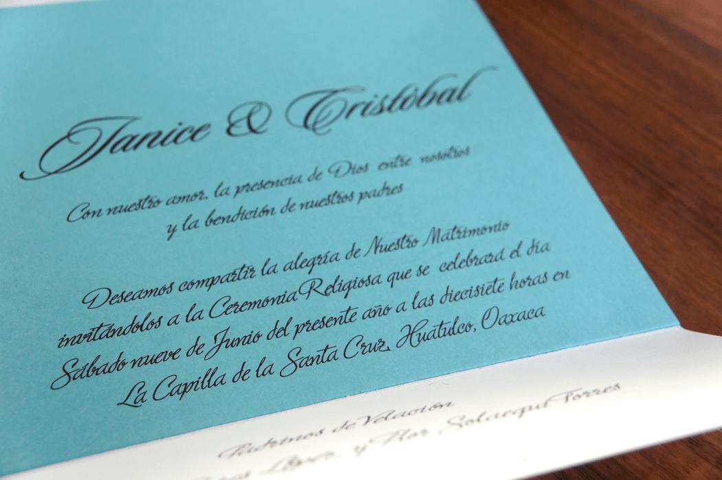 Visual Invitaciones