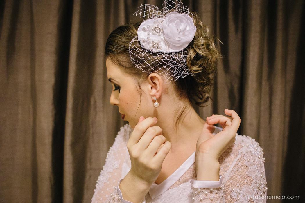 Making of da noiva (casamento)