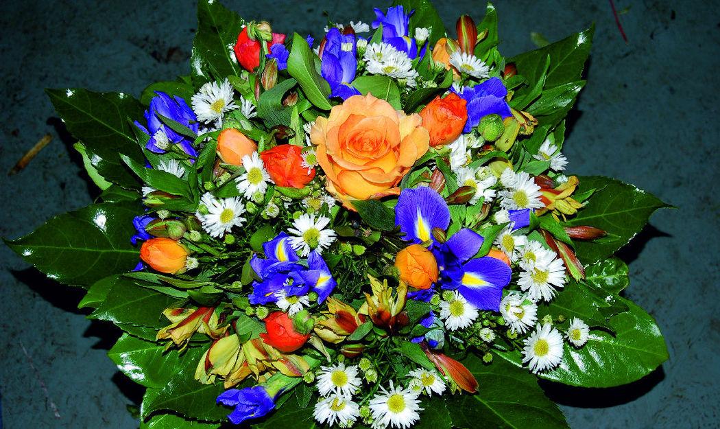 Blumen Komander