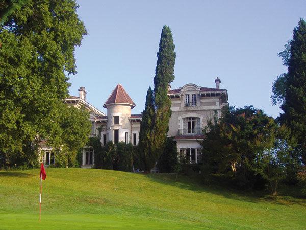 Château d'Arcangues