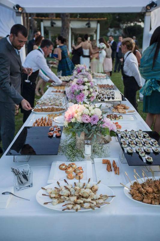 Alfonso Muzzi Ricevimenti e Food Design