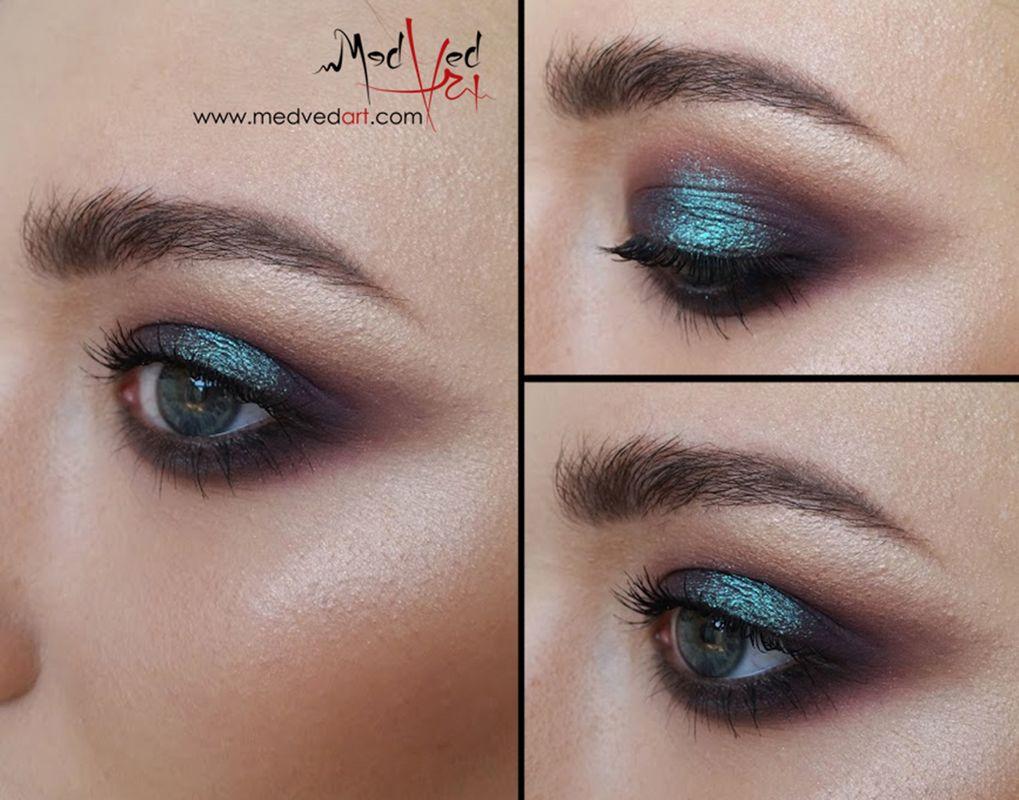 Makeup: Tatiana Medved