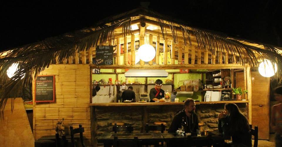 Ganaha Restaurante