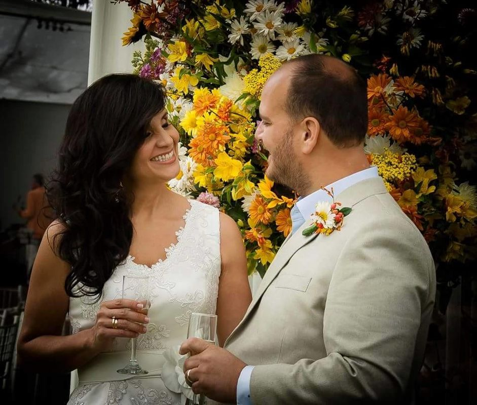 Matrimonio #campestre de G&G lo mejor de la vida para ellos.  De nuestros novios  favoritos