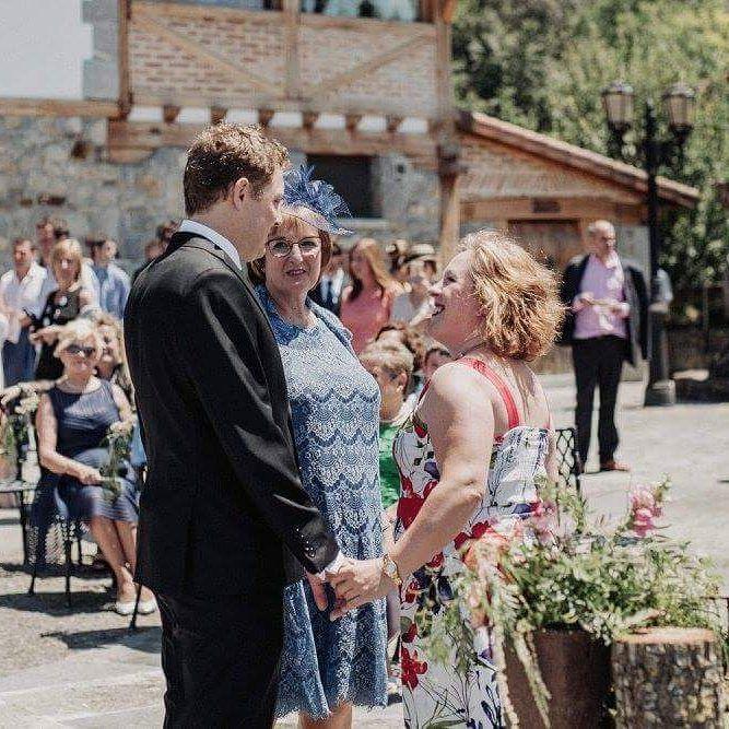 Eva Maestra de Ceremonias