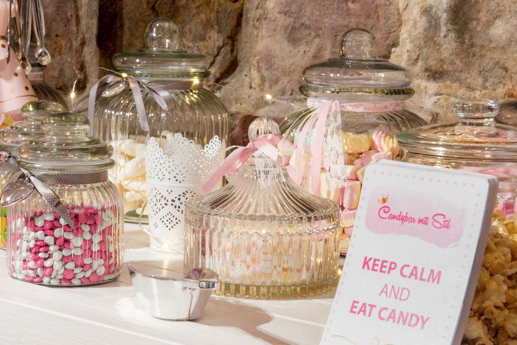 Candybar mit Stil