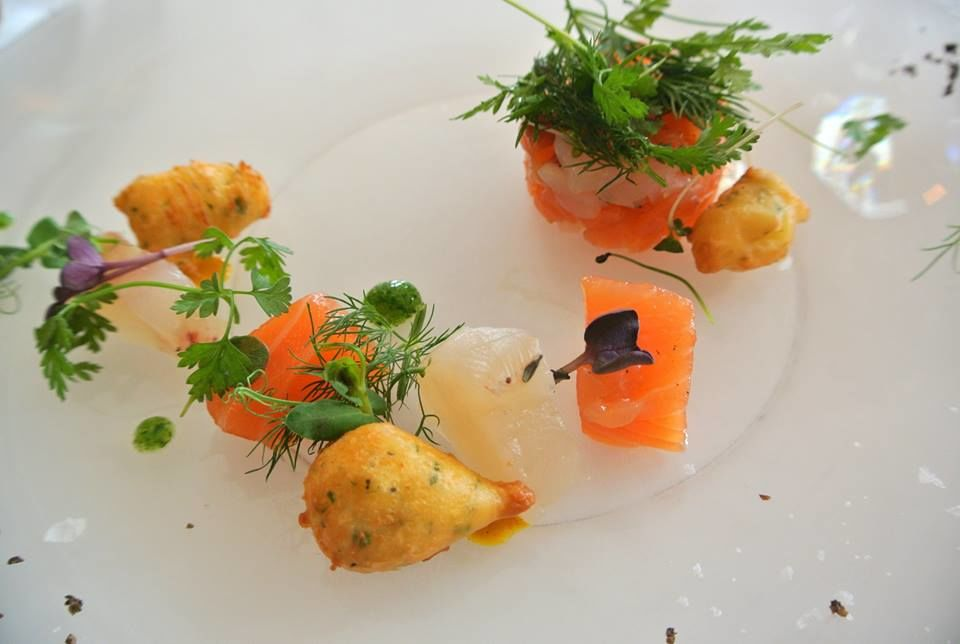 Beispiel: Kulinarisches, Foto: Hotel Waldheim Risch.