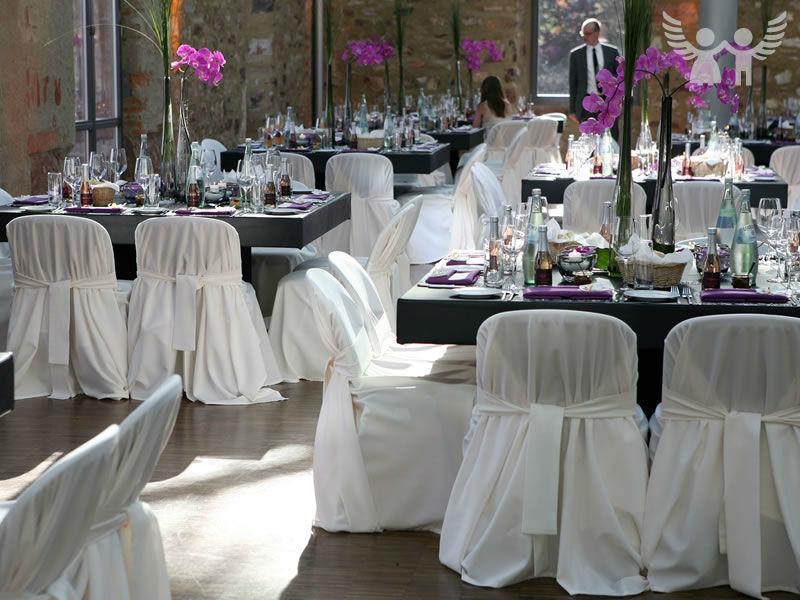 Beispiel: Menü- und Buffetvorschläge, Foto: Die Engel der Hochzeit.