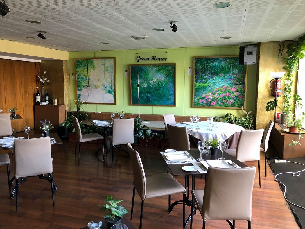 Restaurante Green House