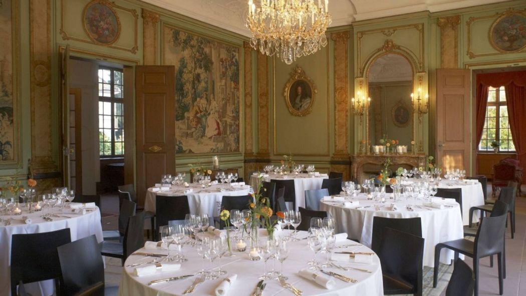 Beispiel: Eventdekoration, Foto: Villa Wenkenhof.