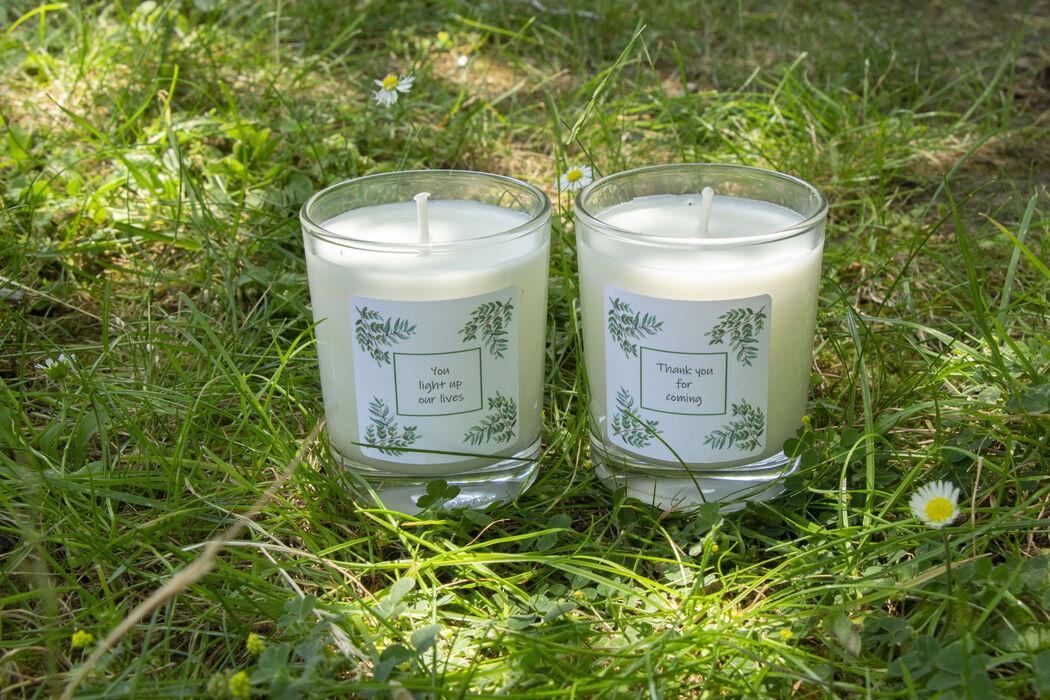 MyBougieLab : bougies personnalisables