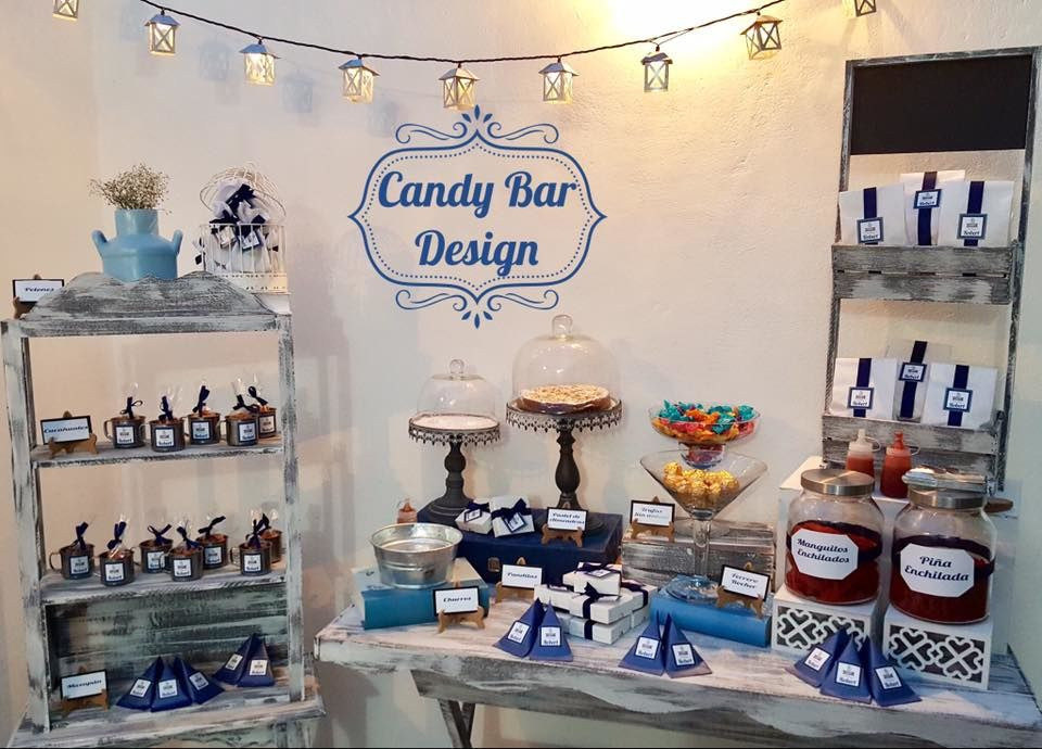 Candy Bar Design