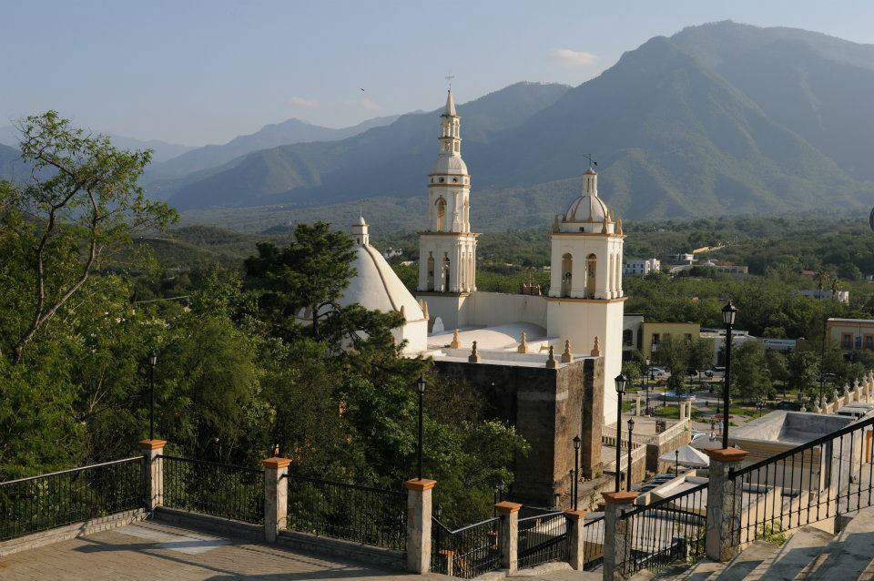 Antigua Hacienda de Santiago