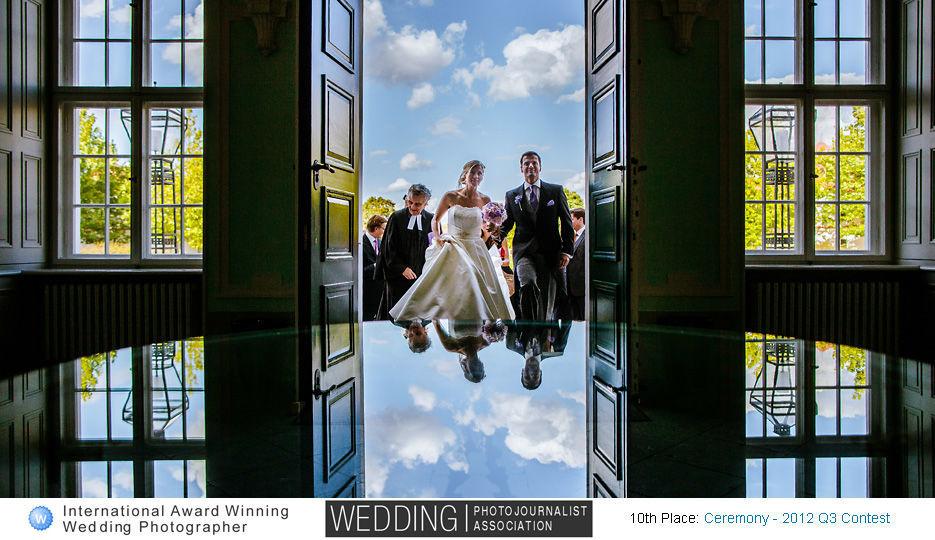 Beispiel: Hochzeitsfotografie, Foto: Henning Hattendorf.