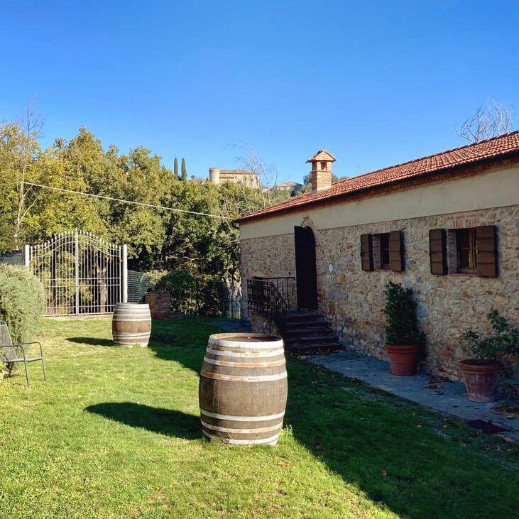 La Chiusa Tuscany