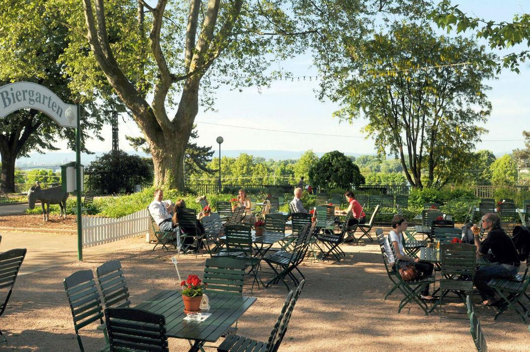 Beispiel: Biergarten, Foto: Favorite Parkhotel Mainz.