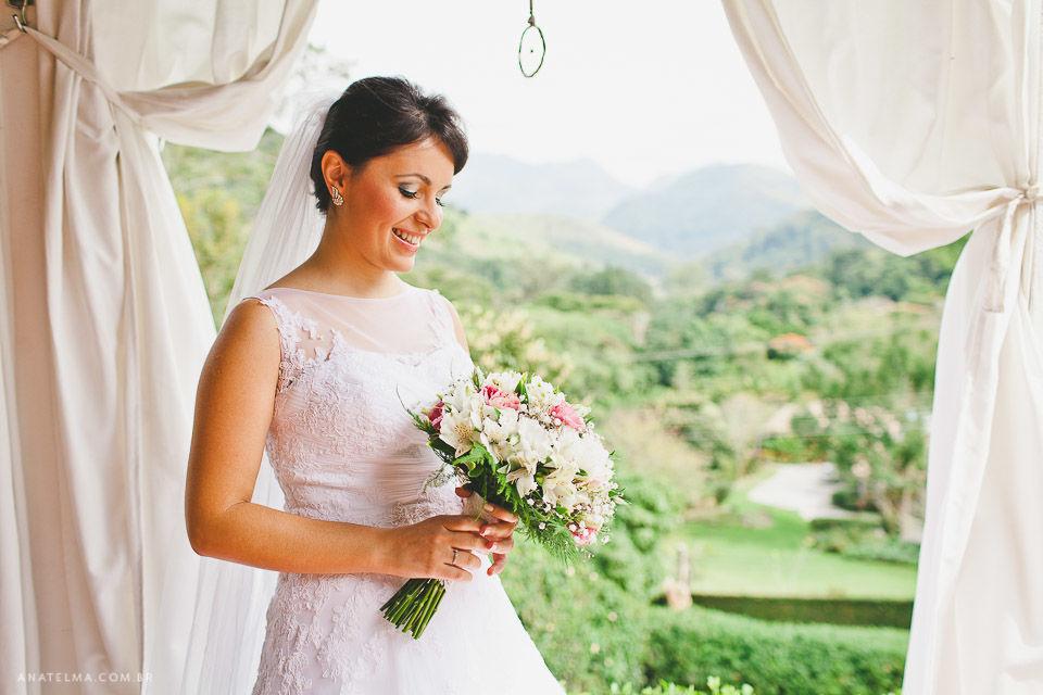Ana Telma - Casamento: Bebel e Filipe - Making of - Araras - Petrópolis - RJ