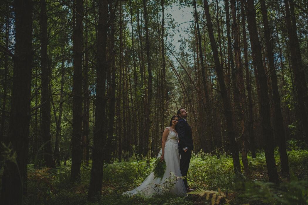 Mglapa - fotografia ślubna