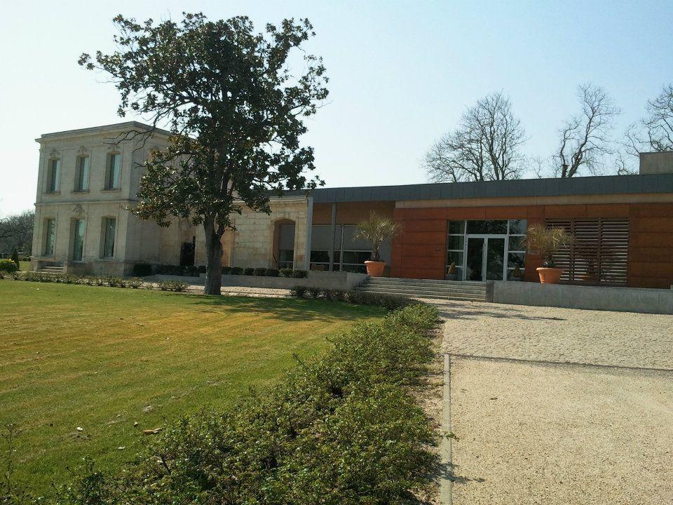 Château Luchey Halde