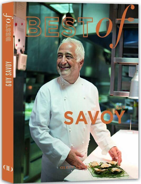 Le Chiberta avec Guy Savoy