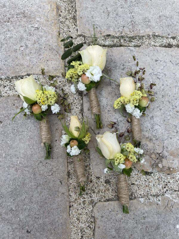 Mr Max, Atelier floral