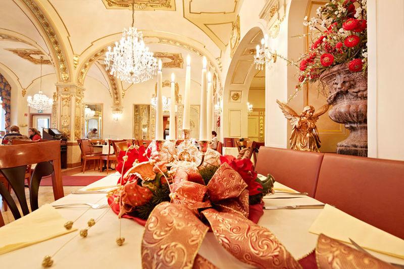 Beispiel: Restaurant, Foto: Schubecks Orlando.