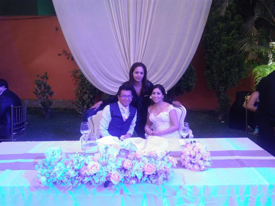 Angelica Uribe - Wedding & Event Planner