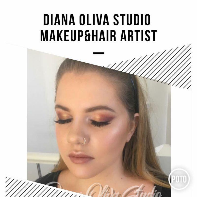 Diana Oliva Studio Makeup&Hair Artist