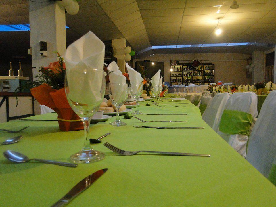 Centro de Eventos el Mae