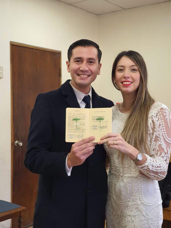 Alvarez Wedding