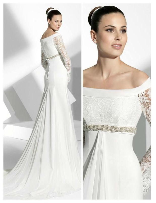 Vestidos de novia - Foto Franc Sarabia