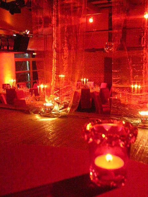 Beispiel: Event-Beleuchtung, Foto: Profi-Hochzeitsdj.de.