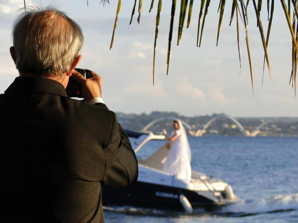 Lake Tour - Barco para Casamento
