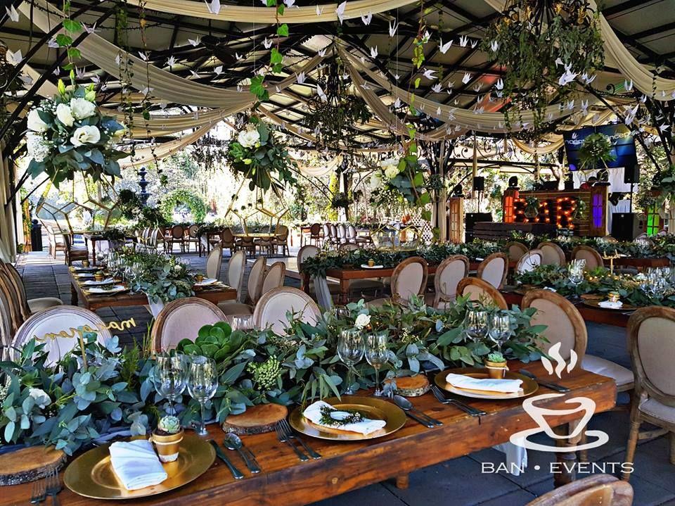 Ban Events Banquetes