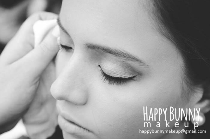 Happy Bunny Makeup