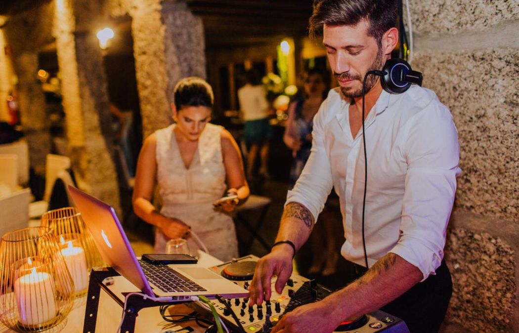 DJ Paulo Machado