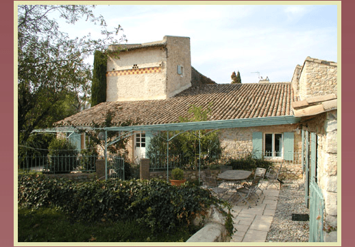 Domaine de la Bâtie