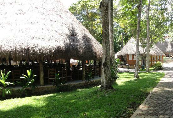 Hotel Mayaland Chichén Itzá