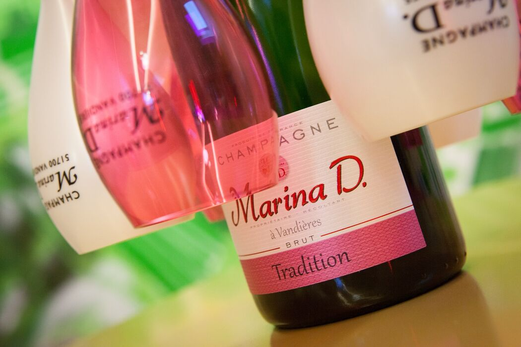 Champagne Marina D.
