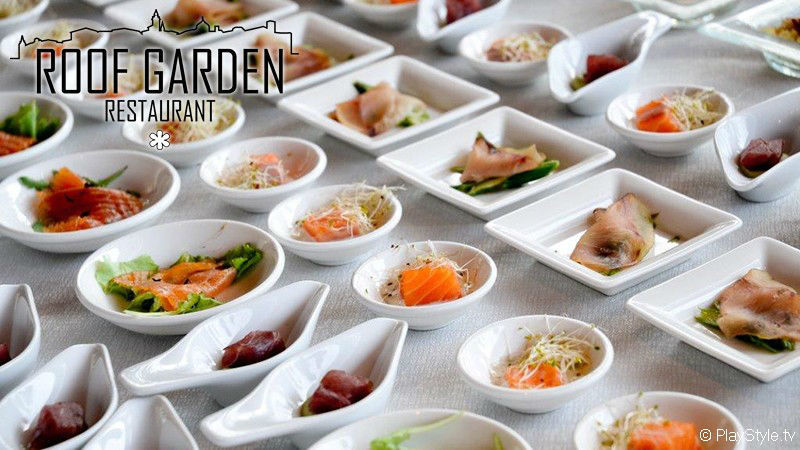 Roof Garden Restaurant